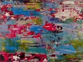 5. PINK MARSH 48x72 in encaustic on ply 2012